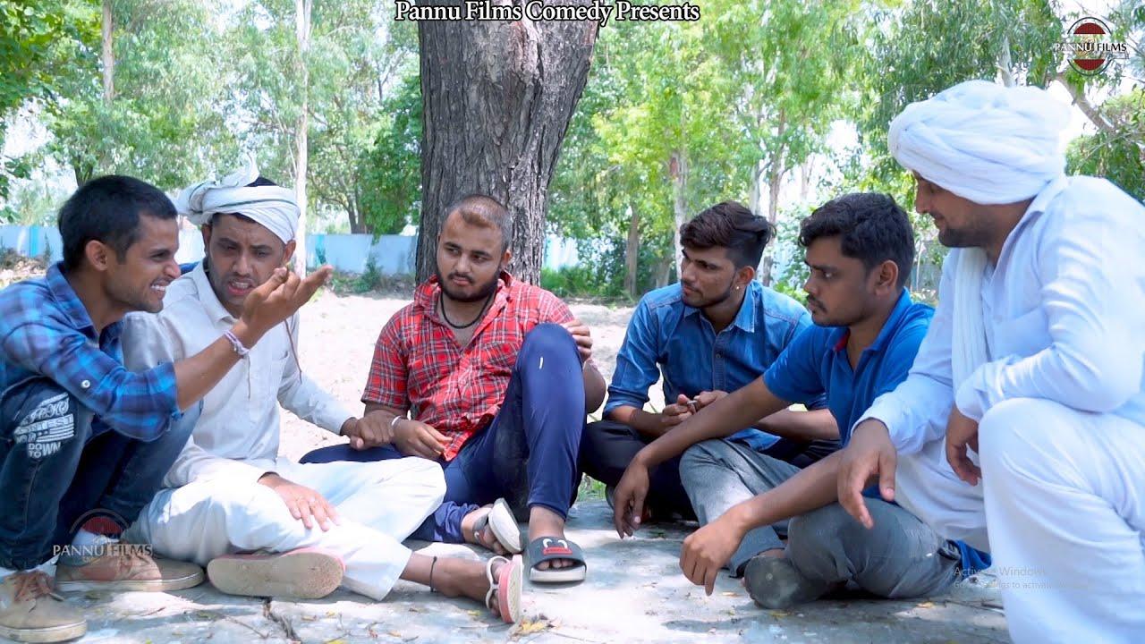 साधु सुवादु - मच्छे की बहु के करोना || Latest Haryanvi Comedy 2020 || Pannu Films Comedy