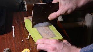 Форма из строительного силикона,герметика Изготовление,своими руками,ускоренная