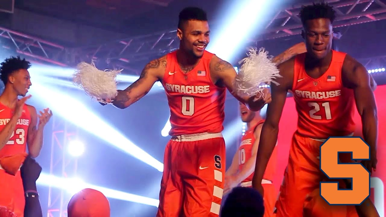 Syracuse Basketball Behind The Scenes At The Final Four Cusemode