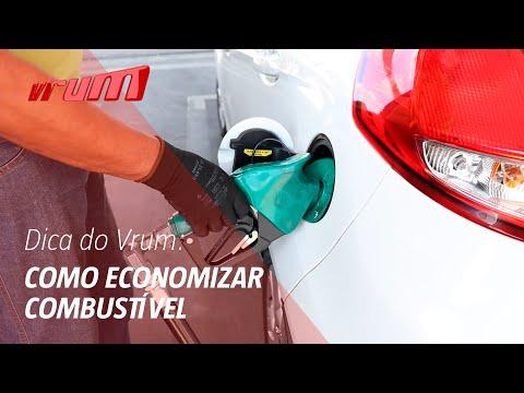 Como economizar combustível, NA PRÁTICA!