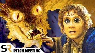 The Hobbit: The Desolation of Smaug Pitch Meeting