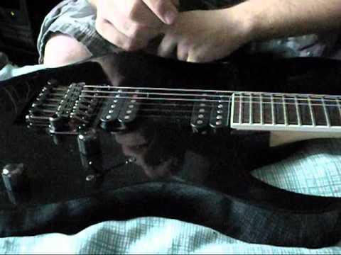 ibanez prestige ultimate setup guide part 2 youtube rh youtube com Ibanez Mikro Bass Ibanez Electric Guitars