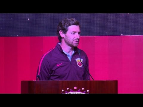 Andre Villas-Boas promises 'special night' for SIPG boss