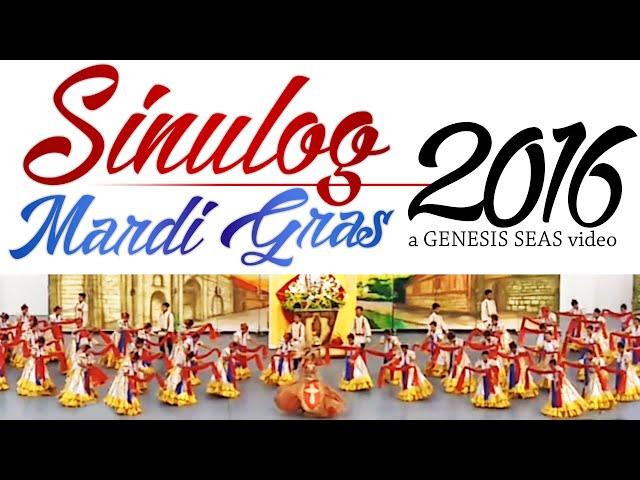 2nd Place Sinulog Grand Parade 2016 (SB) - Carcar City Division