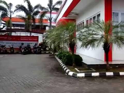 Kantor Telkom Banjar Jawa Barat