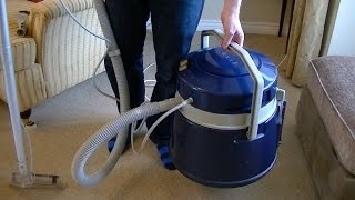 bissell 1671l big blue deep cleaner unboxing first look