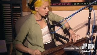 "Baixar Cyndi Lauper ""Time After Time"" on the Howard Stern Show in 1995"