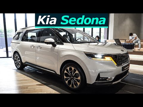 New 2021 Kia