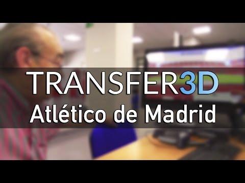 Transfer 3D - Atlético de Madrid Relocation Tool