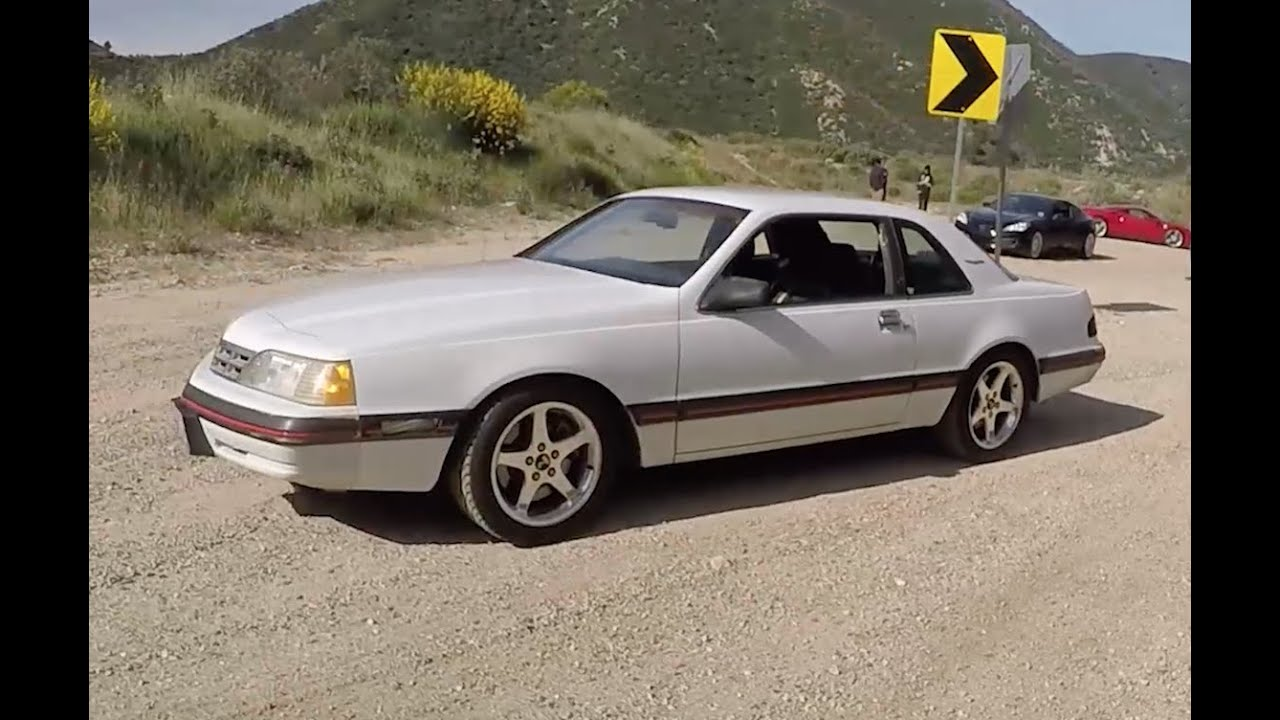 Modified 1988 Ford Thunderbird w IRS  One Take  YouTube