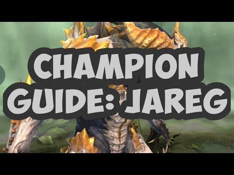 Raid Shadow Legends - Champion Guide - Jareg