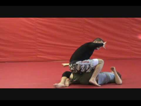 Stoner Control to Kneebar