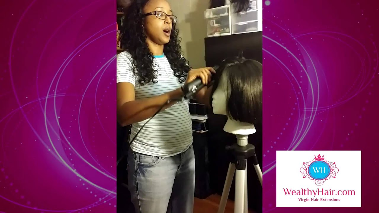 Virgin Hair Weave Extensions Reviews From A Hair Stylist On Wealthy