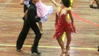 Gara di ballo Acireale Latini 19/34 B1