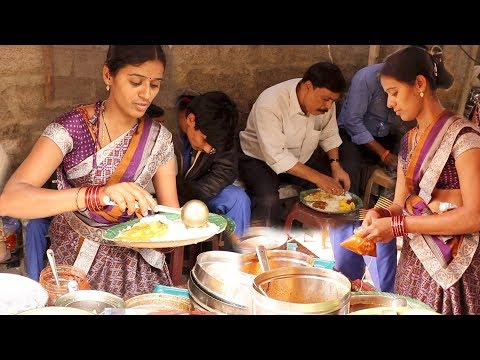 download Cheapest Roadside Unlimited Meals   Indian Street food   #Streetfood