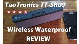 TaoTronics TT-SK09 Wireless Wa…