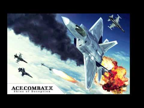 Glepnir - 08/25 - Ace Combat X Original Soundtrack