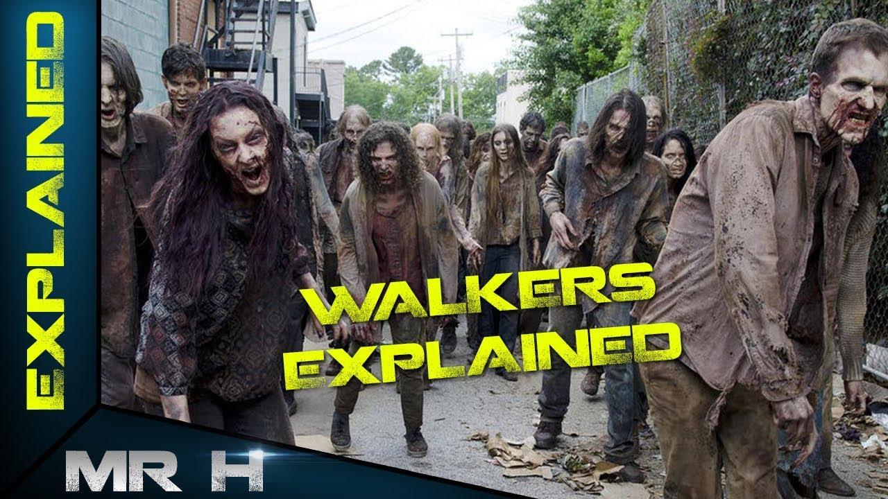 Walkers (wildfire virus) - The Walking Dead - YouTube