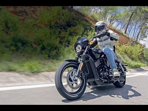 HARLEY DAVIDSON STREET 750 (2016-on) Review   Harley davidson street 750 sound