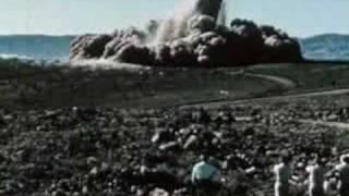 Big Underground Explosion 3 - U.S. Atomic Energy Commission