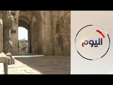 وباء كورونا يعيق مراسم الاحتفال بأحد الشعانين في القدس  - نشر قبل 6 ساعة