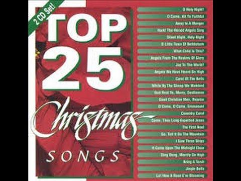 TOP Best CHRISTMAS  SONGS EVER ! 25  BEST SONGS