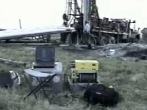 Mount Sopris MTX-1000. Borehole logging. Geophysical Surveys.