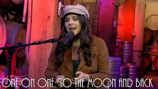 Cellar Sessions:  Lauren Davidson - To The Moon and Back October 24th, 2018 City Winery New York
