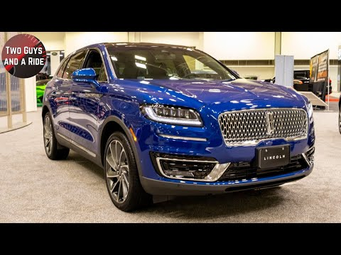 Lincoln Nautilus - Step aside Lexus RX