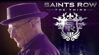 Walter White in Saints Row The Third (Character Creation) [Breaking Bad]
