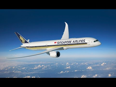 Singapore Airlines New 787-10: New Cabin!!!