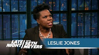 Leslie Jones on Her Twitter Trolls by : Late Night with Seth Meyers