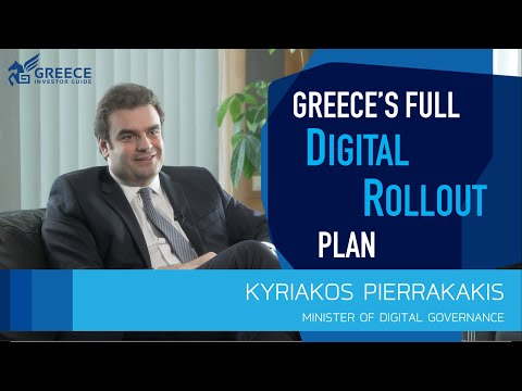 Kyriakos Pierrakakis, Minister of Digital Governance - Greece Investor Guide (1)