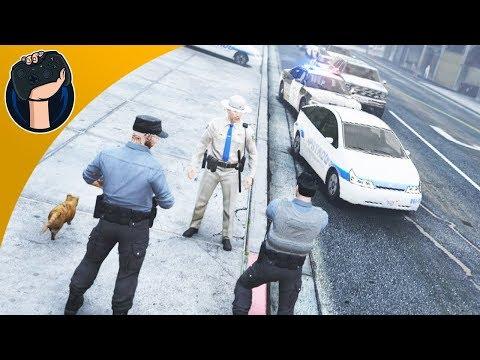 DOJ #112 - Policing the Police (Civilian)