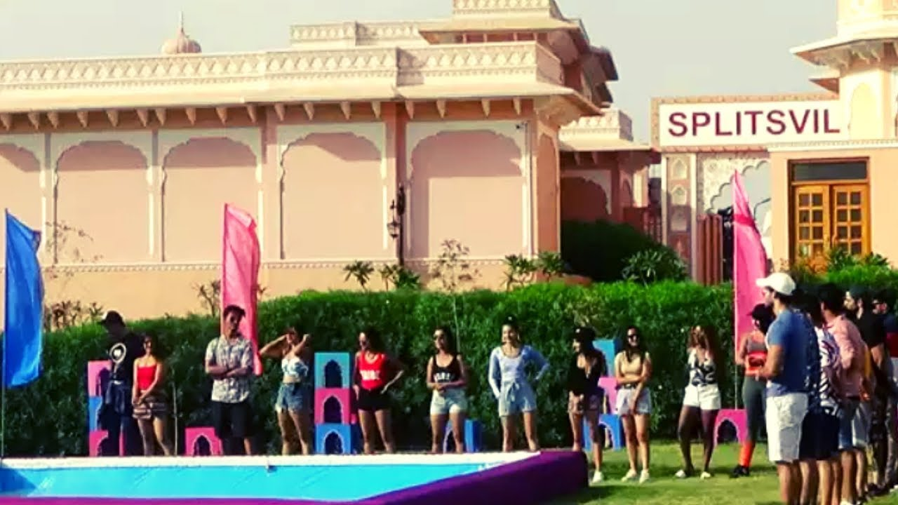 Splitsvilla 12 Contestants spotted on Shooting Location in Jaipur