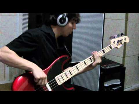 John Mayer - No Such Thing [Bass Cover]