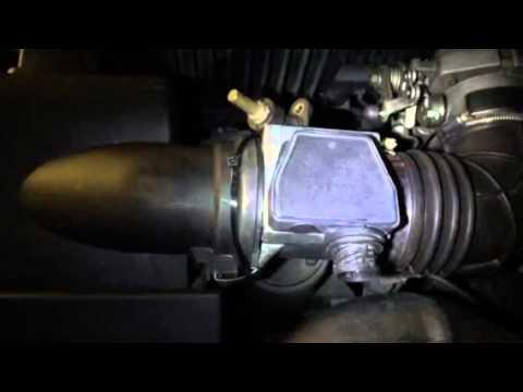 Bmw E36 325i M50 1991 Mass Air Flow Meter Not Working