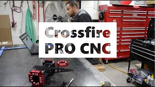 Langmuir Crossfire PRO CNC Plasma Table Build Part 1