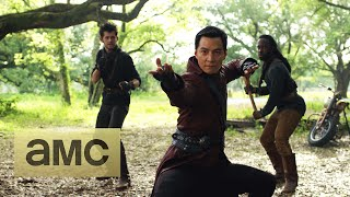 Official Comic Con Trailer: Into the Badlands: World Premiere