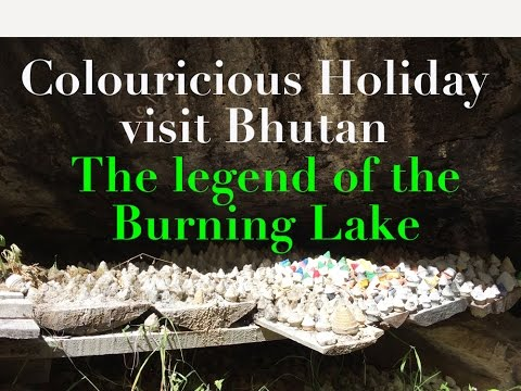 Culture of Bhutan - Legend of the Burning Lake -  Culture & Craft Holidays