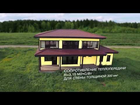 Самый лучший дом. Лучшие деревянные дома.Технология Naturi - здоровый, надежный и теплый дом