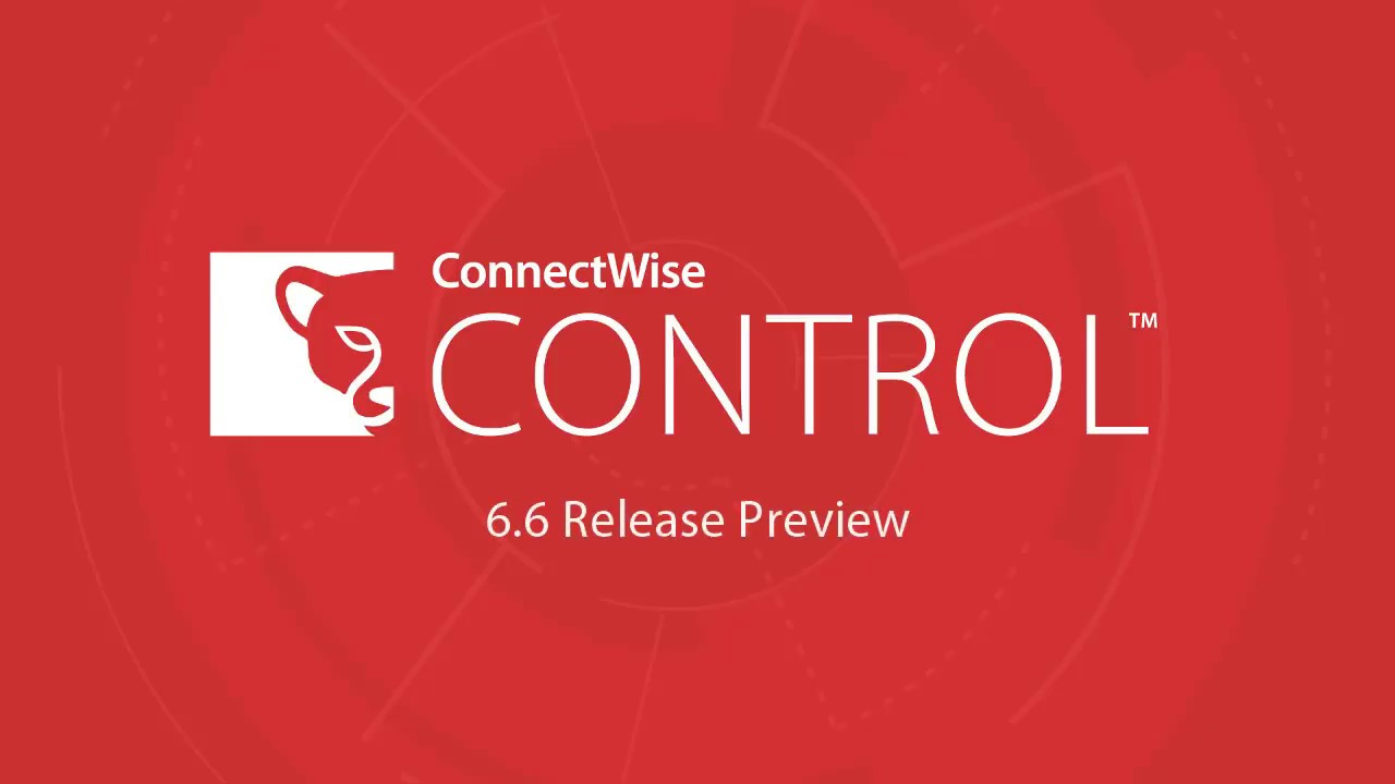 Remote Support Software Updates for Q1 2018 | ConnectWise