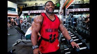 Dexter Jackson Shoulder Destruction Workout
