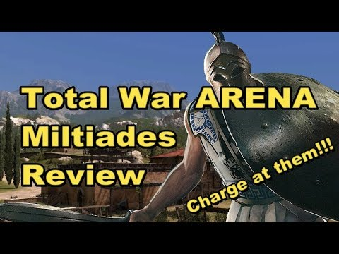 Total War ARENA: Miltiades Review