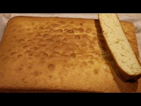 Sponge Cake/کیک اسفنجی کلان