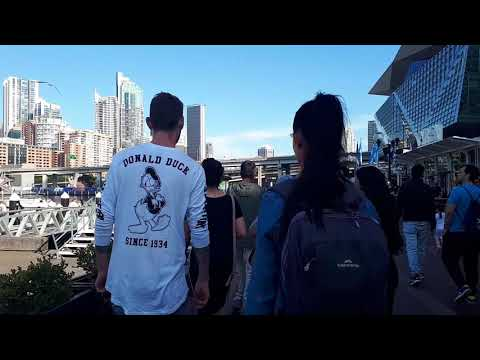 Walk Around Darling Harbour