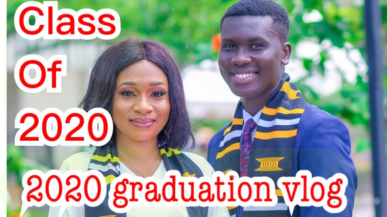 Download 2020 Graduation Vlog (Class of 2020) in corona Virus Season:The Ghana Institute of Journalism
