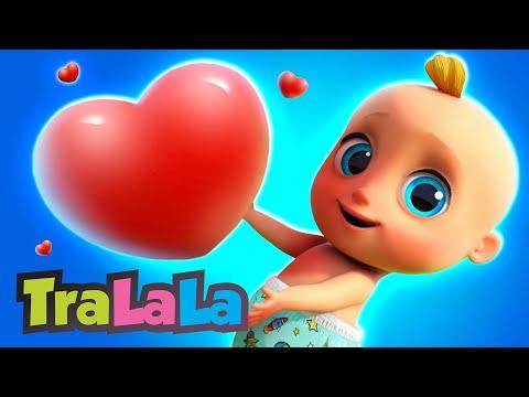 TraLaLa te iubesc  Cantece pentru copii mici de la TraLaLa – Cantece pentru copii in limba romana