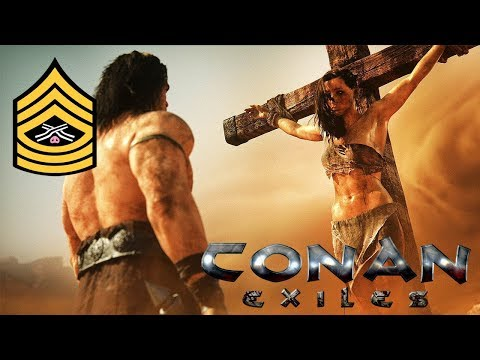 CONAN EXILES GAMEPLAY PART 10 | INTERACTIVE STREAM 1080P 60FPS