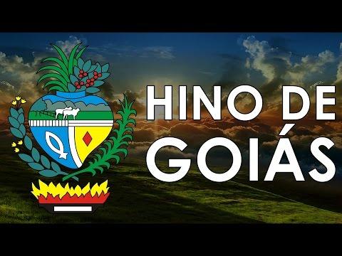 """Hino Estadual de Goiás - """"Hino Goiano"""""""